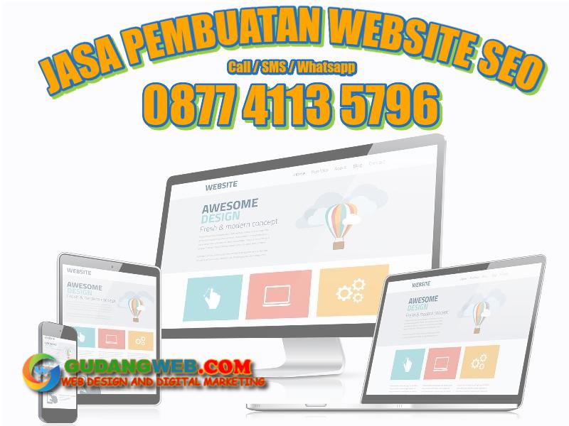 Jasa Pembuatan Website Profesional Murah di Tangerang